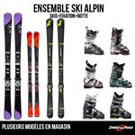 ALPINE SKI KITS