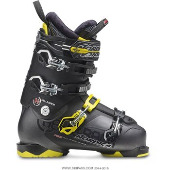 BOTTE SKI NORDICA HELL & BACK H1