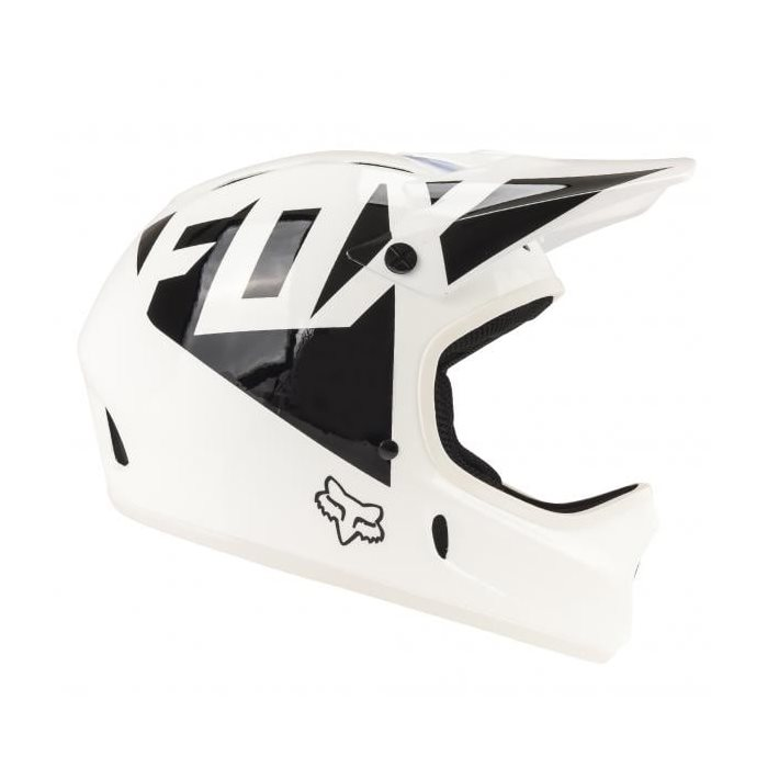 newest collection dirt cheap casual shoes FOX RAMPAGE LANDI HELMET [WHT] L