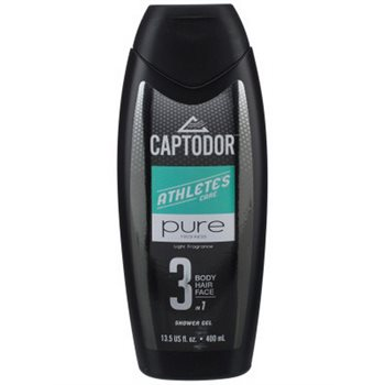 GEL DOUCHE CAPTODOR