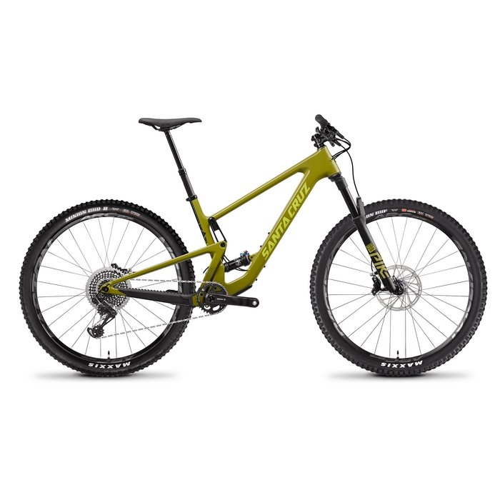 SANTA CRUZ TALLBOY 4 CC 29'' XO1 YELLOW M 2020